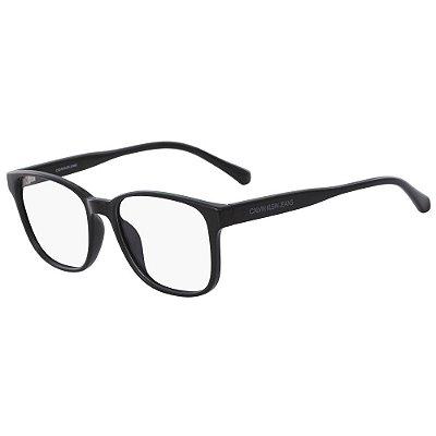 Óculos de Grau Calvin Klein Jeans CKJ19507 001/53 - Preto