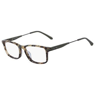 Óculos de Grau Calvin Klein Jeans CKJ18707 244/54 - Cinza