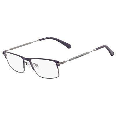 Óculos de Grau Calvin Klein Jeans CKJ18104 405/53 - Cinza