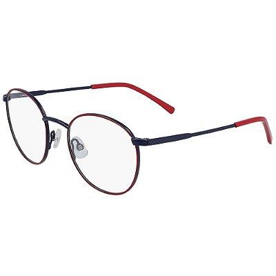 Óculos de Grau Lacoste L3108 615/45 - Azul - Infantil
