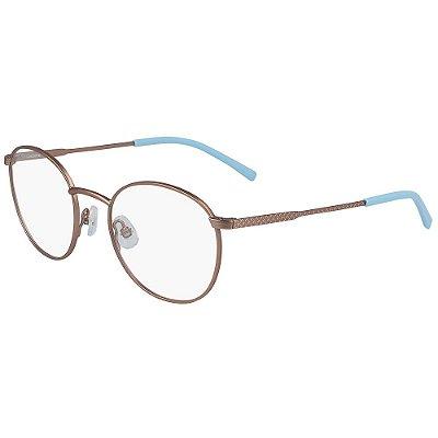 Óculos de Grau Lacoste L3108 467/45 - Azul - Infantil