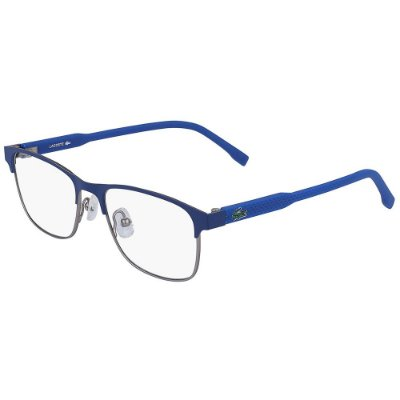 Óculos de Grau Lacoste L3107 424/49 - Azul - Infantil