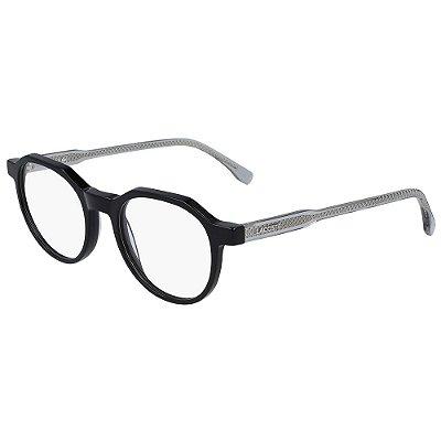 Óculos de Grau Lacoste L2851 001/49 - Preto