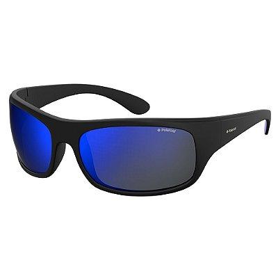 Óculos de Sol Polaroid 07886 - Preto - Polarizado