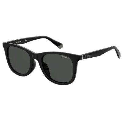 Óculos de Sol Polaroid PLD 6112/F/S/53 Preto - Polarizado