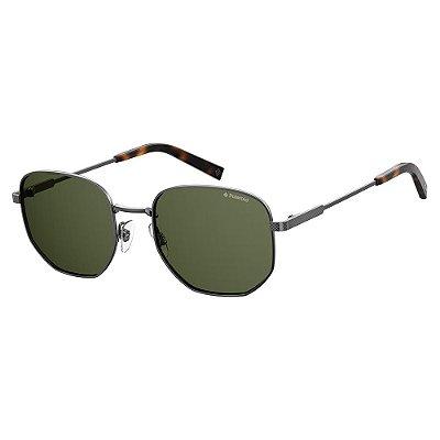 Óculos de Sol Polaroid PLD 2081SX - Cinza - Polarizado
