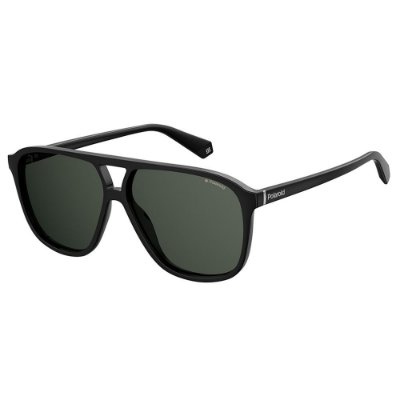 Óculos de Sol Polaroid PLD 6097S - Preto - Polarizado