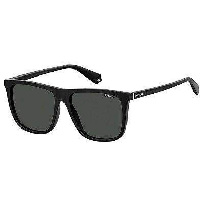 Óculos de Sol Polaroid PLD 6099S - Preto - Polarizado