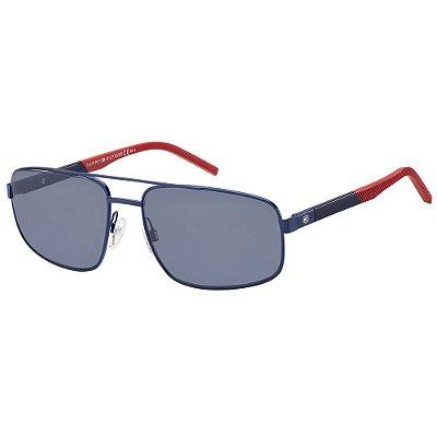Óculos de Sol Tommy Hilfiger TH 1651/S/61 - Azul