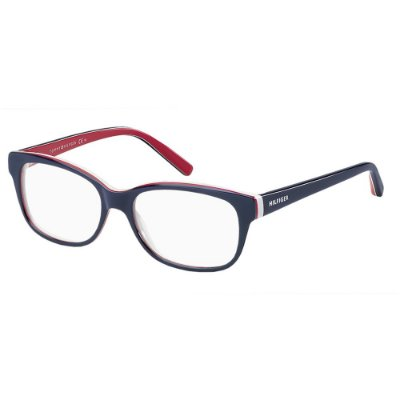 Óculos de Grau Tommy Hilfiger TH 1017 - Azul