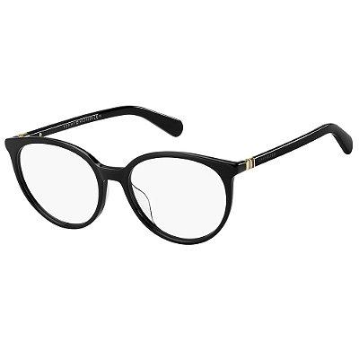 Óculos de Grau Tommy Hilfiger TH 1776/52 - Preto