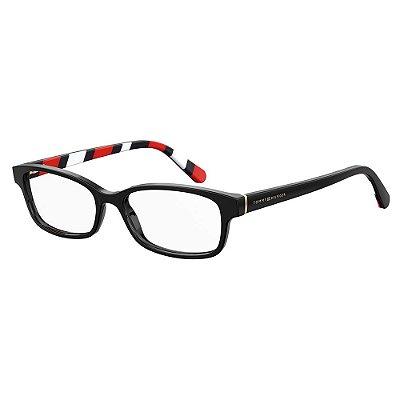 Óculos de Grau Tommy Hilfiger TH 1685/51 - Preto