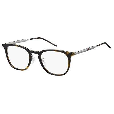 Óculos de Grau Tommy Hilfiger TH 1623/G/51 - Marrom