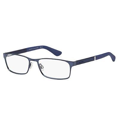 Óculos de Grau Tommy Hilfiger TH 1479 - Azul