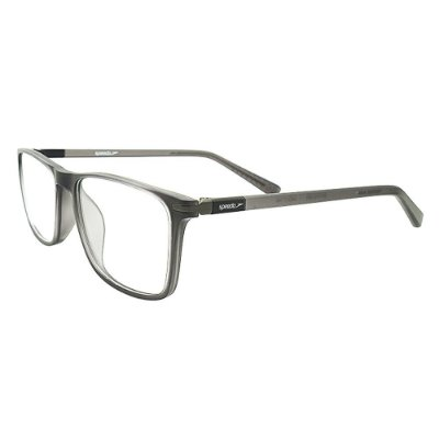 Óculos de Grau Speedo SP7012 H01 - Cinza Fosco