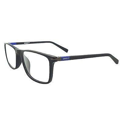 Óculos de Grau Speedo SP7012 A01 - Preto Fosco