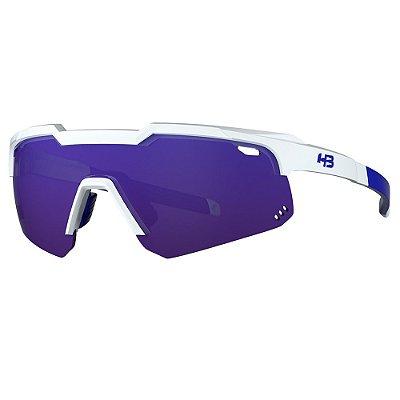 Óculos de Sol HB Shield Evo M - Branco