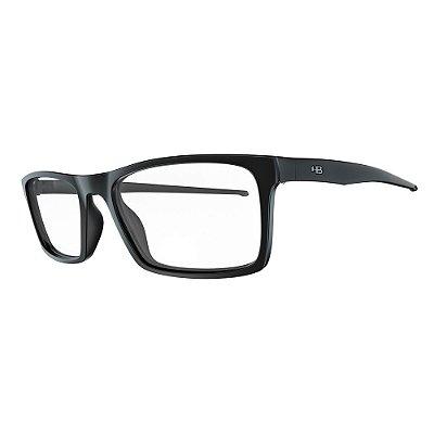 Óculos de Grau HB 0255 - Preto Fosco