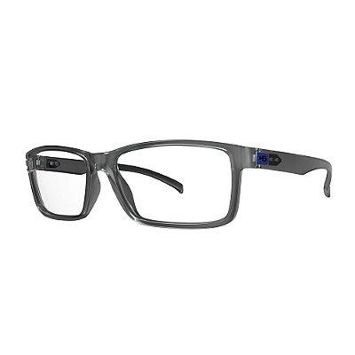Óculos de Grau HB 93147 - Preto / Azul
