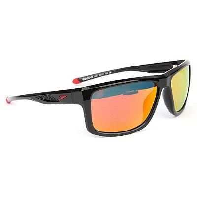 Óculos de Sol Speedo Vulcan A01/60 Preto - Polarizado