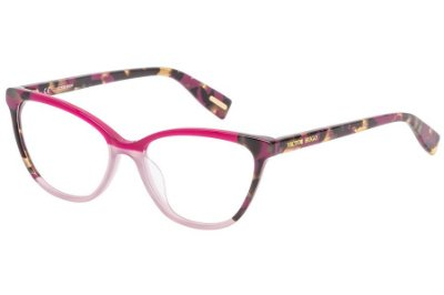 Óculos de Grau Victor Hugo VH1787 09QA/53 Rosa Degradê/Tartaruga