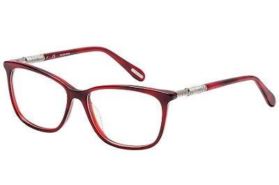 Óculos de Grau Victor Hugo VH1770 0U15/53 Vinho