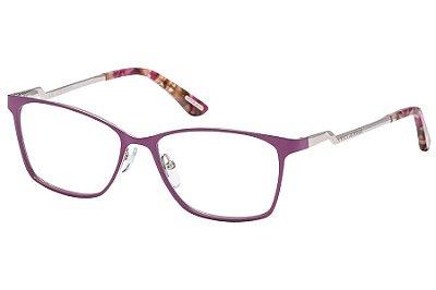 Óculos de Grau Victor Hugo VH1260 0S46/53 Lilás/Prata