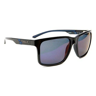 Óculos de Sol Speedo Stripe A01/60 Preto/Azul