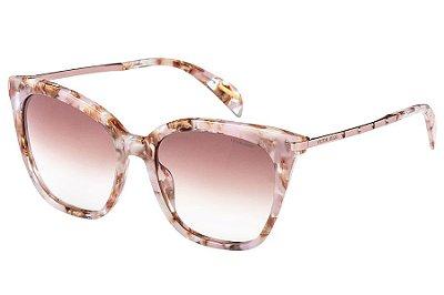 Óculos de Sol Victor Hugo SH1779S 07TB/54 Tartaruga