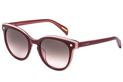 Óculos de Sol Victor Hugo SH1776S 09WG/52 Vinho