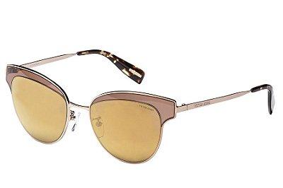 Óculos de Sol Victor Hugo SH1265 8FEB/52 Dourado