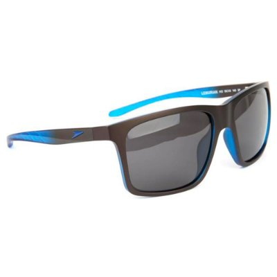 Óculos de Sol Speedo Lemurian H02/59 Preto/Azul - Polarizado