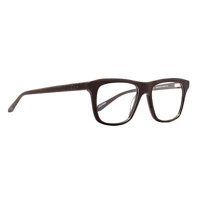 Óculos de Grau Evoke For You DX51 D01/54 Marrom