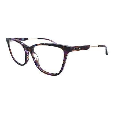 Óculos de Grau Evoke For You DX43 E01/55 Roxo