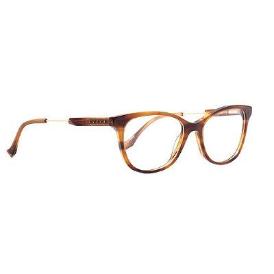 Óculos de Grau Evoke For You DX42 E01/53 Tartaruga