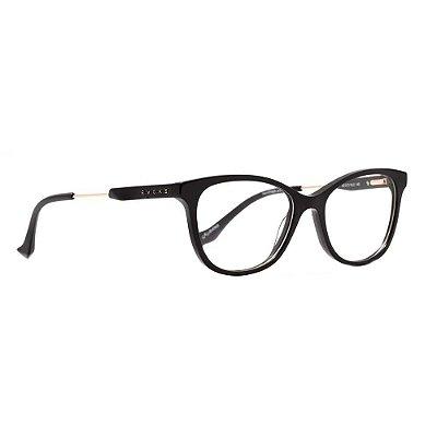 Óculos de Grau Evoke For You DX42 A01/53 Preto