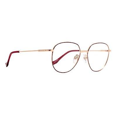 Óculos de Grau Evoke For You DX37 07A/54 Vermelho