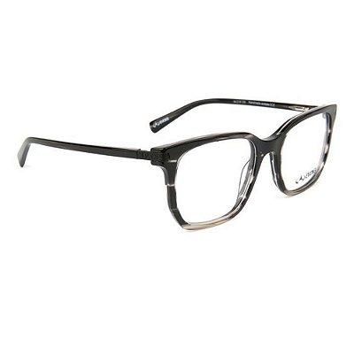 Óculos de Grau Evoke For You DX34 E02/53 Preto