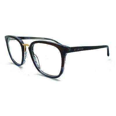 Óculos de Grau Evoke For You DX33 H02/51 Marrom
