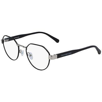 Óculos de Grau Calvin Klein Jeans CKJ19300 001/50 Preto