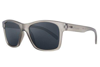 Óculos de Sol HB Unafraid/54 Cinza Fosco - Lente Prata Polarizado