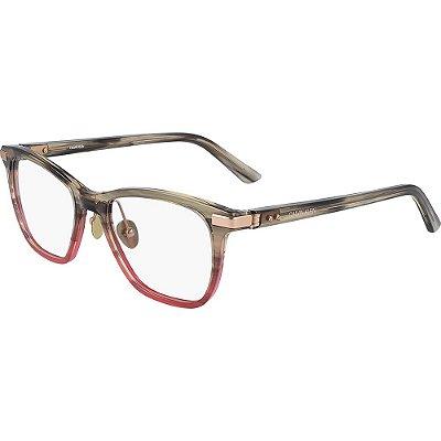 Óculos de Grau Calvin Klein CK20505 274/51 Verde/Rosa