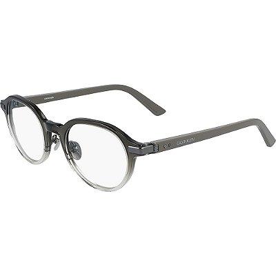Óculos de Grau Calvin Klein CK20504 079/48 Cinza