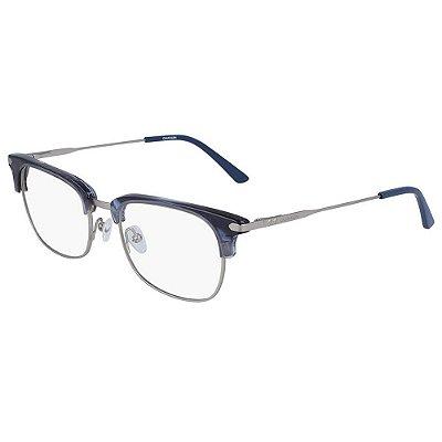 Óculos de Grau Calvin Klein CK19105 421/52 Tartaruga Azul