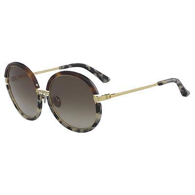 Óculos de Sol Calvin Klein CK8056S 245/56 - Tartaruga