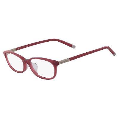 Óculos de Grau Calvin Klein CK6003A 610/52 Vermelho