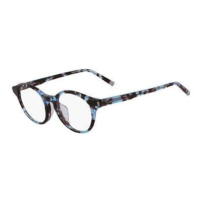 Óculos de Grau Calvin Klein CK5997A 435/48 Tartaruga Azul