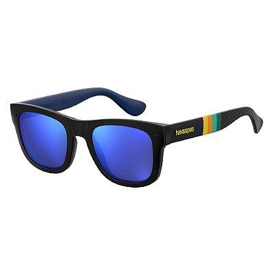Óculos de Sol Havaianas Paraty/M/50 -Preto
