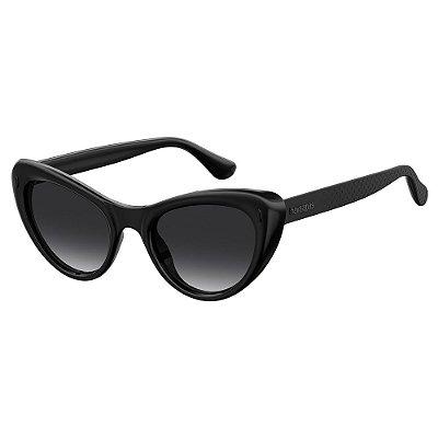 Óculos de Sol Havaianas Conchas/50 -Preto