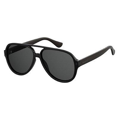 Óculos de Sol Havaianas Leblon/59 -Preto